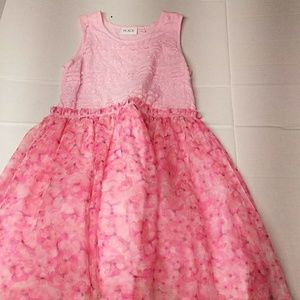 Place girls dress